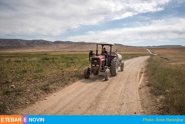 کشاورز روستایی